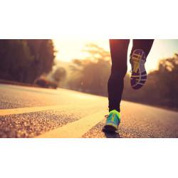 Correr é o melhor remédio
