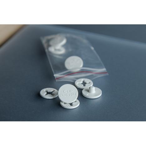 6 Kits Clip Button
