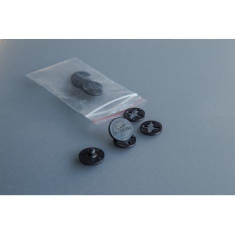 12 Kits Clip Button
