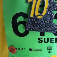 10ª Corrida e Caminhada Cruzeiro do Sul - Sorocaba - SP