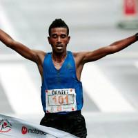 Dawit Admasu surpreendeu quenianos e etíopes e ficou com o título da São Silvestre pela segunda vez